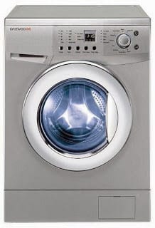 A Front Load Washing Machine