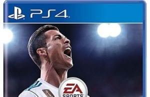 FIFA18: Buy PS4 Games Online