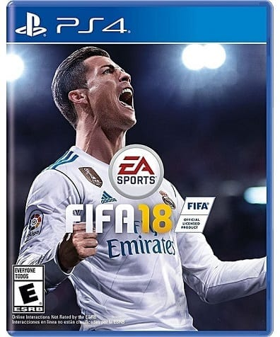 FIFA18: Buy PS4 Games Online