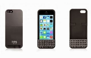 Physical Keyboards for Smartphones Challenges BlackBerry at CES