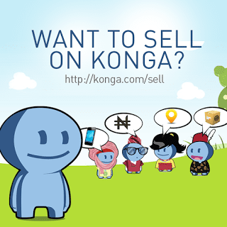 Want to Sell on Konga