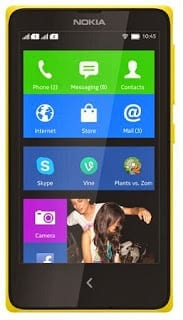 Nokia launches Nokia X X+ & XL Android Phones