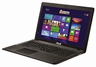 Asus X552CL Windows 8 Laptop