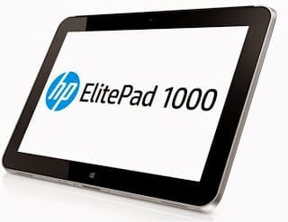 HP ElitePad 1000 G2 Tablet for Business