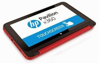 HP Pavilion x360 Tablet