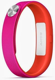 Sony SmartBand SWR10 Fitness Tracker with Wrist Band