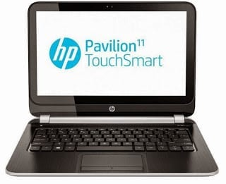 HP Pavilion TouchSmart 11 Laptop Specs & Price