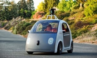 Google Driverless Car – No Steering, No Brakes