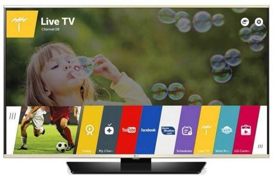 LG 32LF631V 32-inch Smart LED TV