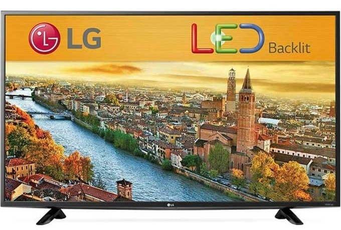 LG 32lf510 32-inch LED TV