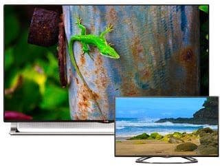 Buy LG Ultra HD 4K TV get LED TV free from Jumia