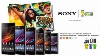 Sony Xperia Brazil 2014 World Cup Promo