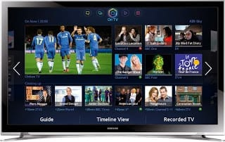 Samsung 32-inch Smart LED TV – UA32F4500 Specs & Price