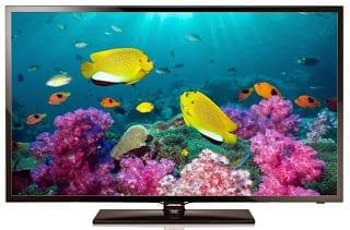 Samsung F5000 Full HD LED TVs