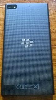 BlackBerry Z3 rear view