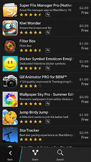More Apps Giveaway for the Z3