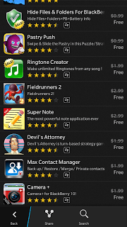Even More Apps Giveaway for the Z3
