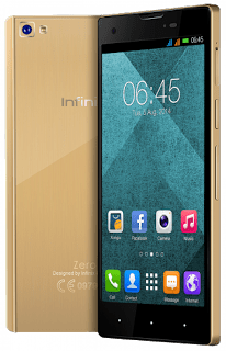 Infinix Zero Gold now Available at Konga