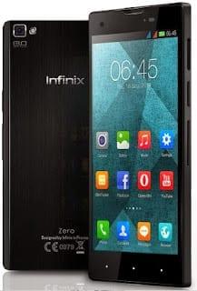 Infinix Zero