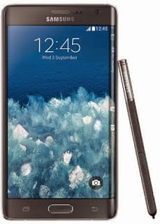Samsung Galaxy Note Edge Specs & Price - Nigeria Technology