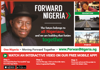 Forward Nigeria Delivers Video Commercials with Augmented Reality