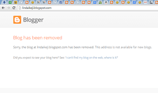 Linda Ikeji Blog Removed by Google