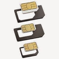 SIM Card Adapter in Action