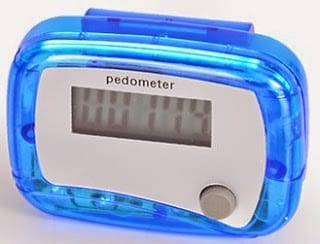 Pedometer for Counting Steps & Calories for 1750 NGN