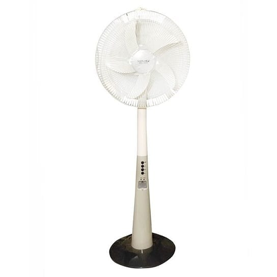 18-inch Sonitec Rechargeable Fan