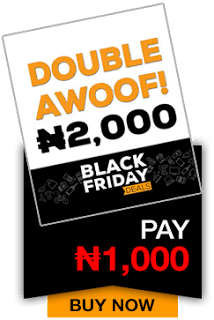 Jumia Black Friday Double Awoof 2000 NGN