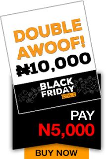 Jumia Black Friday Double Awoof 10000 Naira