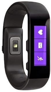 Microsoft Band Specs & Price
