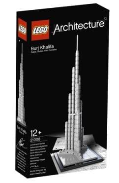 Lego Bricks Burj Khalifa