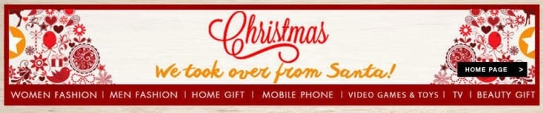Jumia Christmas Store for Kenya