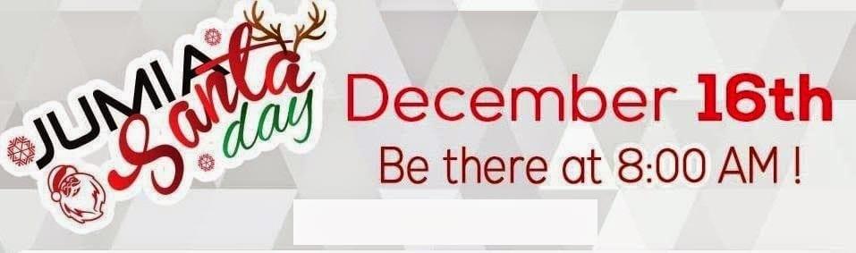 Jumia Kenya Santa Day
