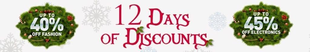 Konga 12 Days of Christmas 2014