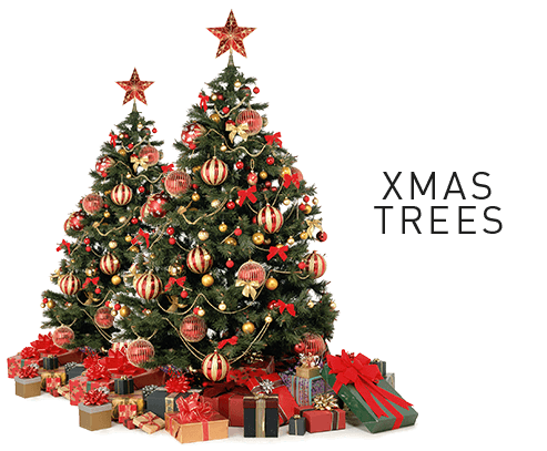 Buy christmas trees decoration and lights online for Purchase christmas decorations