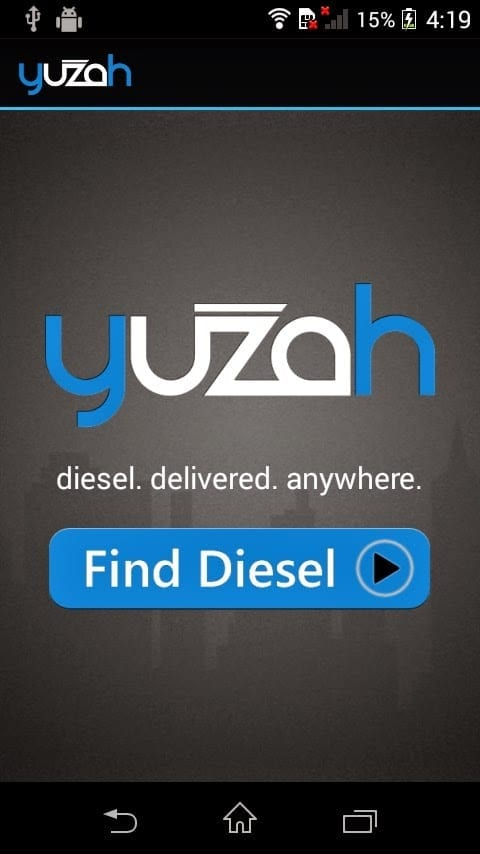 Buy Diesel on Mobile with Yuzah – Delivery Everywhere