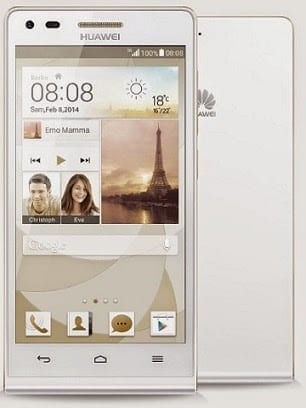 Huawei Ascend P7 Mini Specs & Price
