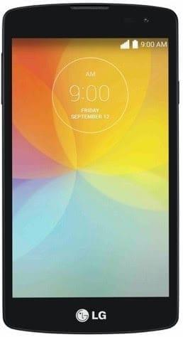 LG F60 LTE Phone