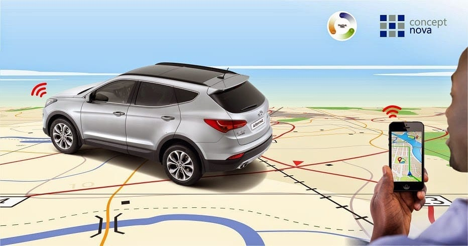 Concept Nova Vehicle Tracking and Monitoring