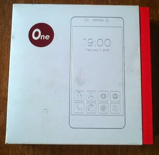 Innjoo One Box Front