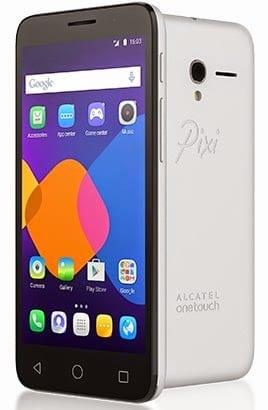 Alcatel OneTouch Pixi 3 (5) Specs & Price
