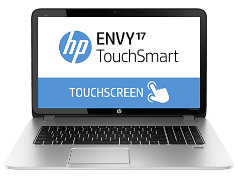 HP Envy 17 Touchsmart
