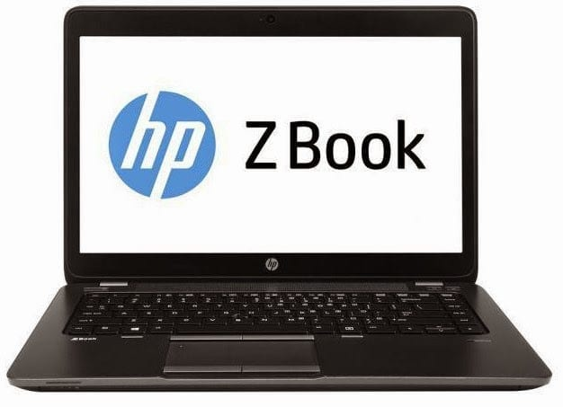 HP ZBook 14 Ultrabook