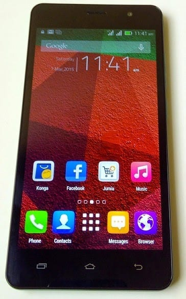 Infinix Hot Note X551 Phablet