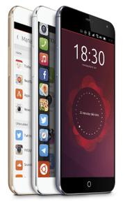 Canonical Meizu Ubuntu Phone