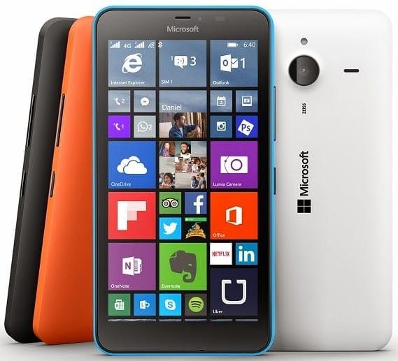 Microsoft Lumia 640 XL Specs & Price