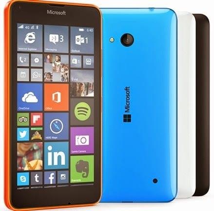 Microsoft Lumia 640 Specs & Price