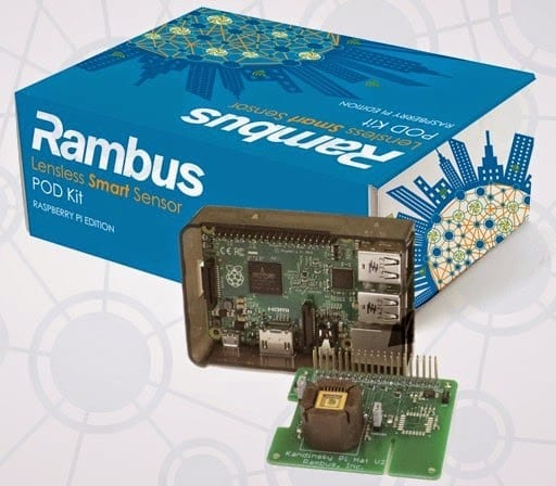 Rambus Lensless Smart Sensor